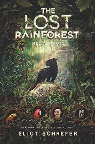The Lost Rainforest #1: Mez's Magic