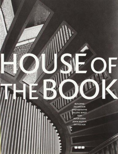 HOUSE OF THE BOOK: Beth Sepher (BLACK DOG PUBLISHING) por John Hejduk