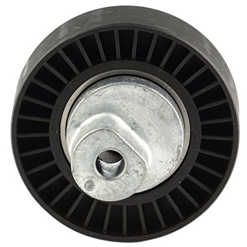 Bapmic 11287841228 Drive Belt Tensioner Idler Pulley for BMW E36 E46 E39 X5 Z3 Z4 ()