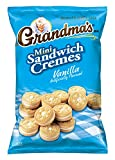 home baked cookies - Grandma's Mini Cookies, Vanilla Crème, 3.71 Ounce (Pack of 24)