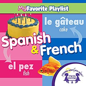 Spanish and French Audiobook