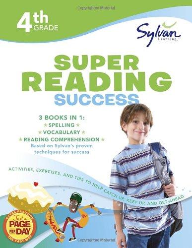 Amazon.com: 4th Grade Super Reading Success: Activities, Exercises ...