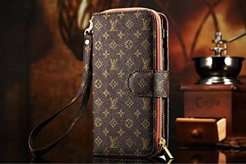 Multi-function Pu Leather Wristlet Case with Id Card Slots for Iphone 6plus and 6s Plus
