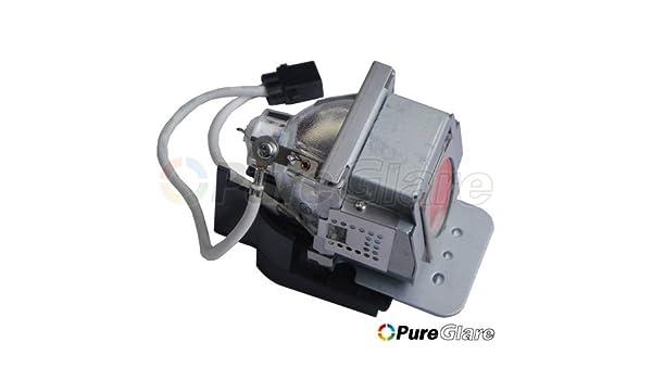 Pureglare lámpara de proyector 5J.08001.001 para BENQ MP511 ...