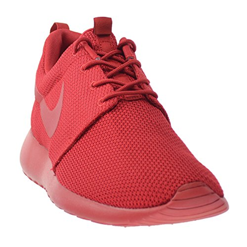 Grey 001 Varsity 655206 Men's Print Red White Rosherun Nike CwtTFxqH