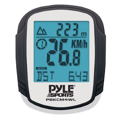 Pyle Sports PBKCM4WL Wireless Cycle Computer