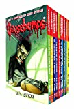 Goosebumps Series 10 Books Collection Set (Classic Covers) Series 1