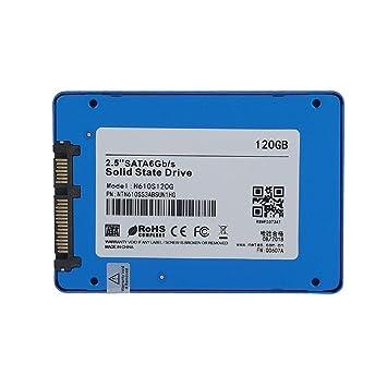tonysa 2.5 Pulgadas SATA III 6Gbps SDD Disco Duro Interno SDD 120G ...