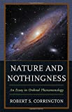 img - for Nature and Nothingness: An Essay in Ordinal Phenomenology book / textbook / text book