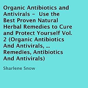 Organic Antibiotics and Antivirals Audiobook
