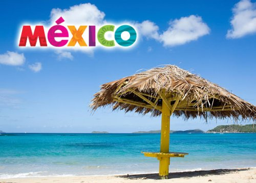 4 Days Mexico Vacation Getaway for sale  Delivered anywhere in USA