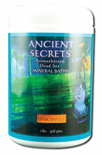 Ancient Secrets Bath Salt (Dead Sea Aromatherapy Bath Salts 2#)