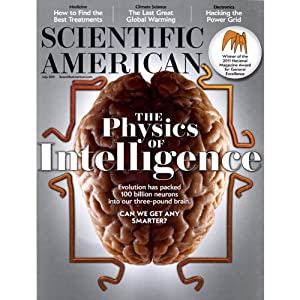 Scientific American, July 2011 Periodical
