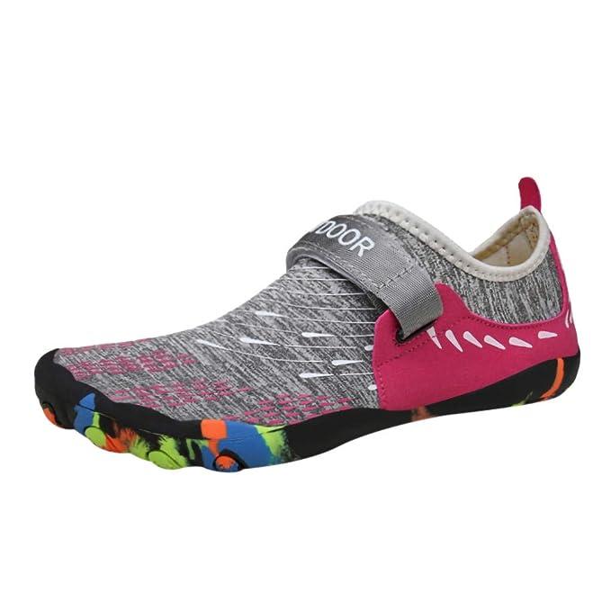 b666dc7e7391 Amazon.com: Sunskyi Women Water Walking Shoes, Female Summer Casual ...