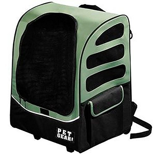 I-GO Plus Traveler Pet Carrier - Sage ()