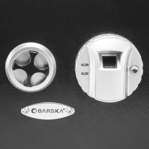 Barska AX12038 Biometric Wall Safe by BARSKA (Image #5)