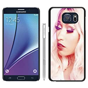 Popular And Fashionable Designed Samsung Galaxy Note 5 Case ,Nicki Minaj 2 Black Samsung Galaxy Note 5 Skin High Quality Phone Case