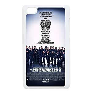 iPod Touch 4 Phone Case The Expendables 4 PX92269