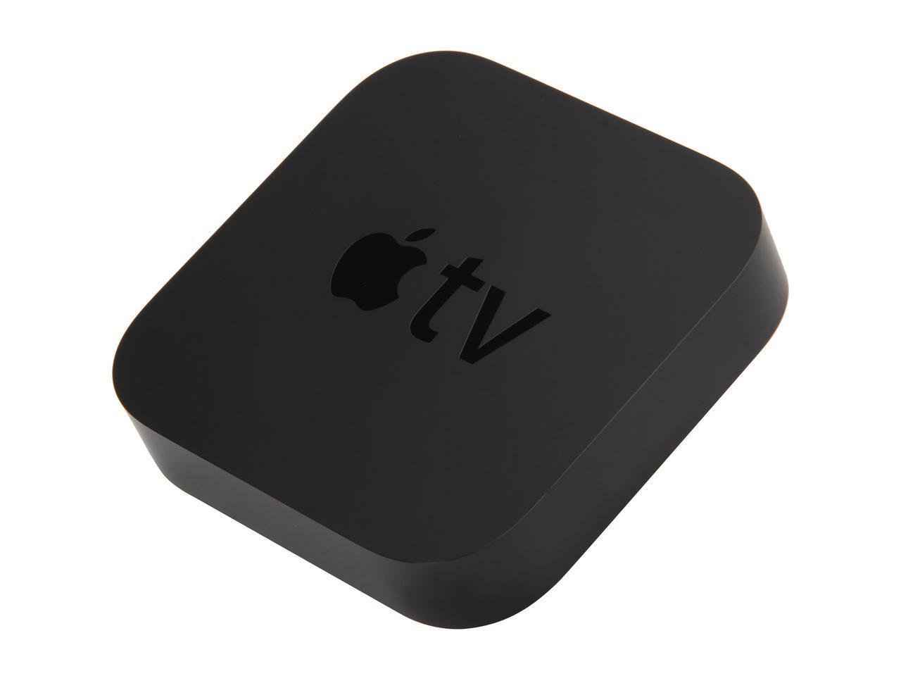 Apple TV MD199LL/A (Renewed) by Apple