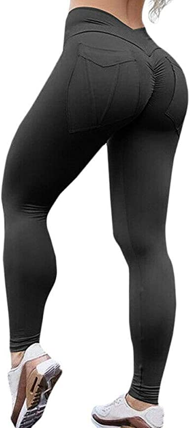 Push Up Workout Yoga Pants