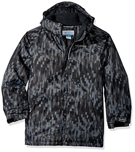 bright Boy Columbia Brushed Hyper Pizzo Waterproof Blue Strokes Jacket Black 'twist qwqxBAfU