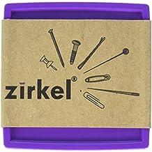 Zirkel Magnetic Organizer ZMOR-PUR Pin Cushion, Purple