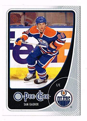 (2010-11 - O-Pee-Chee - Sam Gagner - # 61 - Edmonton Oilers - OPC Hockey Card)