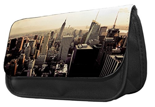 New York City Bleistift Fall/Make-up Tasche 050
