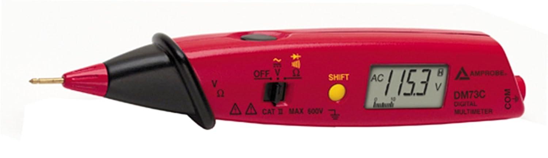 AMPROBE dm73/C pen-shaped Digital Multimeter