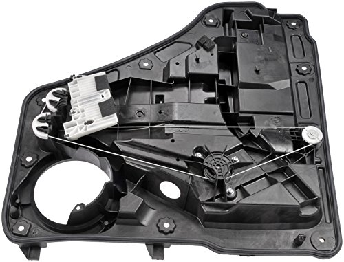 (Dorman 748-572 Rear Passenger Side Power Window Regulator and Motor Assembly for Select Jeep Models)