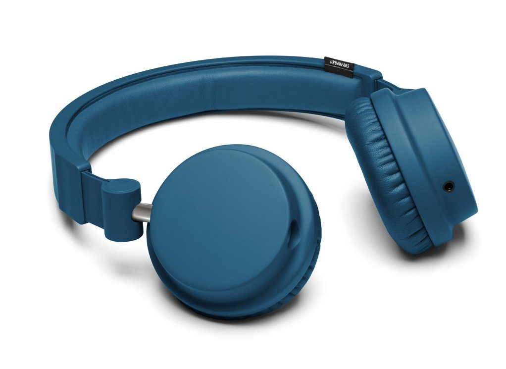 Urbanears Zinken On-Ear DJ Headphones, Indigo (4091026)