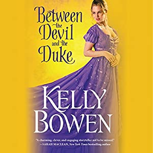 Between the Devil and the Duke Audiobook