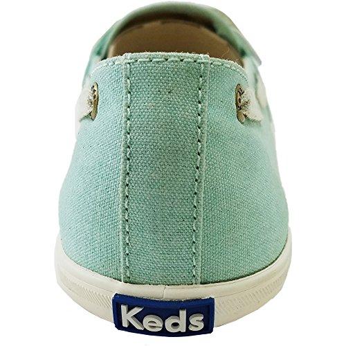 KedsTeacup Bateau Boat Clair Unies Teacup Chaussures Bleu Twill Femme Keds dqXO5d