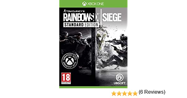 UBI Soft Tom Clancy s, Rainbow Six, Siege Xbox One: Amazon.es ...