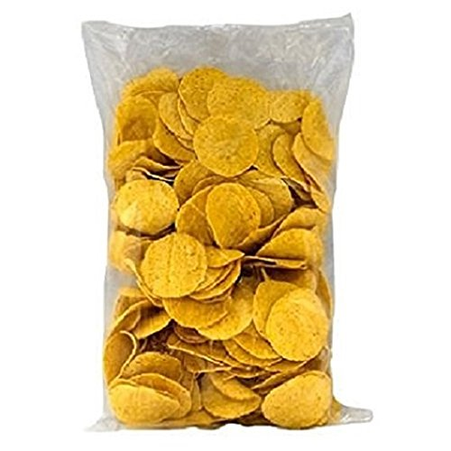 El Nacho Grande Bag - Gold Medal Products El Nacho Grande Bulk Tortilla Chips - 4/24oz bags