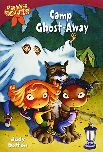 Pee Wee Scouts: Camp Ghost-Away (Halloween Activity First Grade)