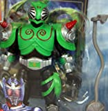 Kamen Rider Dragon Knight - Action Figure - Kamen Rider Camo - 33905 - includes Advent Card