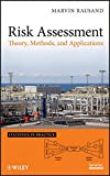 img - for Risk Assessment: Theory, Methods, and Applications book / textbook / text book