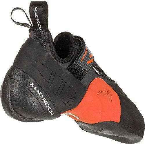 Mad Rock Shark Climbing Shoe Orange/Black, 4.0