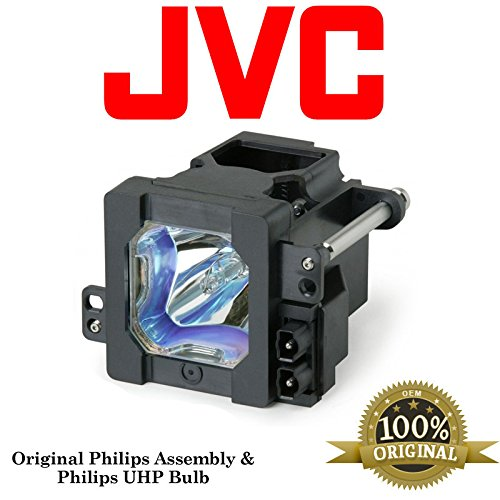 JVC HD52G886 Rear Projector TV Assembly with OEM Bulb and Original Housing