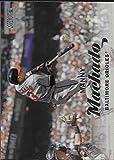 2017 Topps Stadium Club #131 Manny Machado Baltimore Orioles Baseball Card