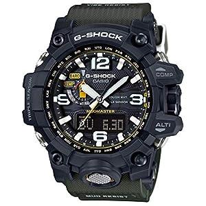 51vgRrz0E9L. SS300  - Casio G-SHOCK MUDMASTER Mens Watch GWG-1000-1A3DR