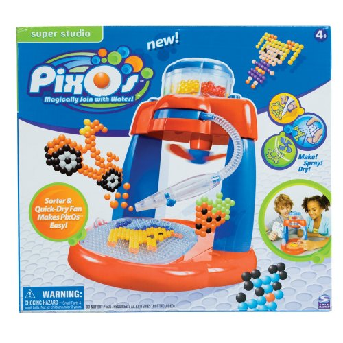 spin master pixos super studio buy online in uae toy products in the uae see prices. Black Bedroom Furniture Sets. Home Design Ideas