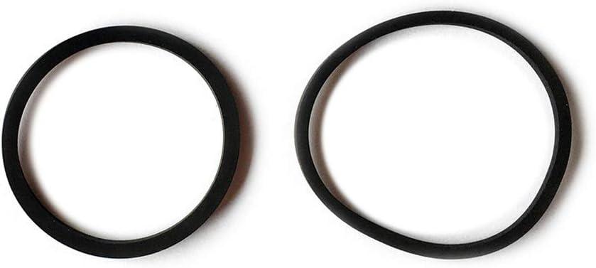 Tray Belt for Denon DCD 2560 DCD-1560 DCD-2560 DCD-3520 DCD-3560 DCD 1500 MKII DCD-1500 II DCD-1520 DCD 1520 Riemen-Set Belt Set Belt KIT Courroie Cinghia CD Player Rubber Belts