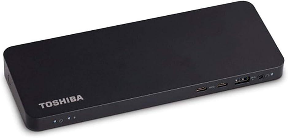 Toshiba Thunderbolt 3 Dock Usb C Usb 3 0 Lan Vga Hdmi Computers Accessories