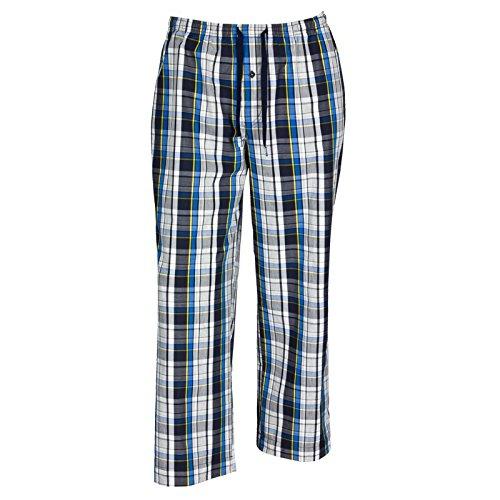 Jockey XXL Pantalones de pijama de cuadros , 2xl-8xl:2xl