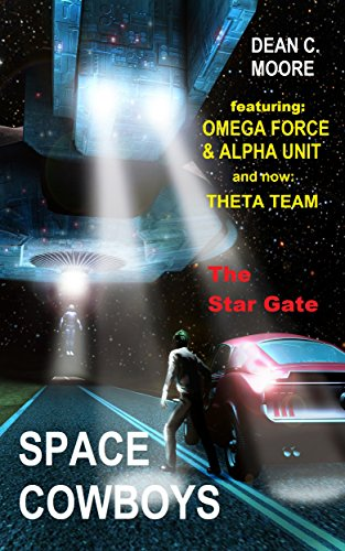 Review Space Cowboys - The Star Gate (Space Cowboys Book 1)