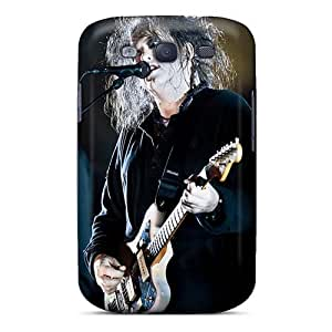 Shock Absorbent Hard Cell-phone Case For Samsung Galaxy S3 With Unique Design Fashion Michael Stipe Pictures DrawsBriscoe