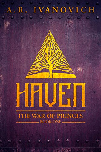 Haven (The War of Princes, Book 1) cover