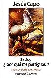 img - for SAULO, POR QUE ME PERSIGUES. NOVELA SOBRE SAN PABLO book / textbook / text book